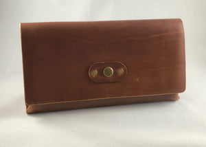 Wallet/Clutch, Brown