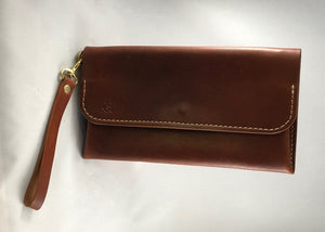 Coy Clutch, Chestnut