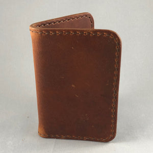 Midway Wallet, English Tan