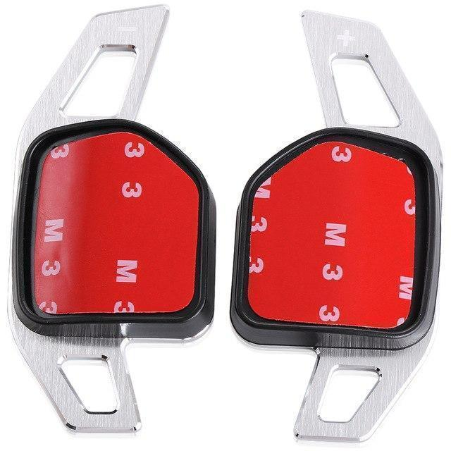 Audi Steering Wheel Paddle Shift Extensions (2 pieces)