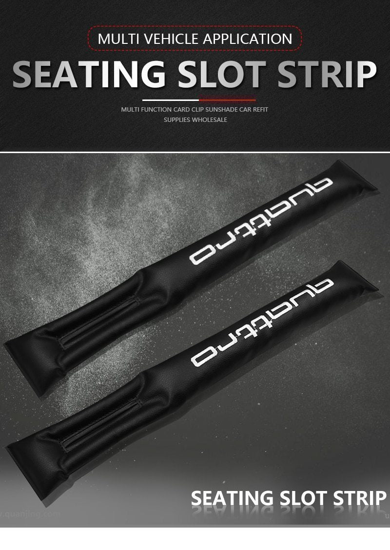 Quattro Seat Gap Filler (2 pieces)