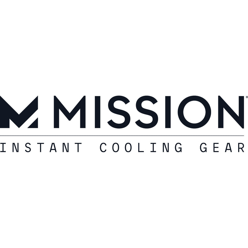 Mission Cooling Gaiter/Face Cover (set of 2) - The New Deal Shop