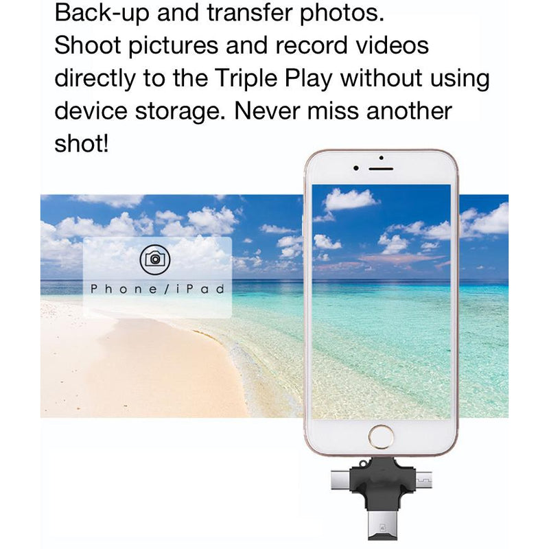 Backup Genius by Datalogixx, Photo Backup and Storage Expansion - The New Deal Shop
