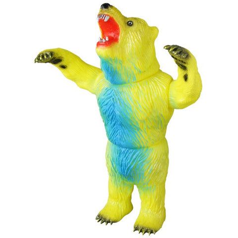 Rampaging bear - yellow  - PRE-ORDER