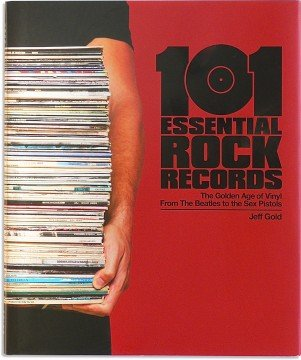 101 Essential Rock Records - SALE!