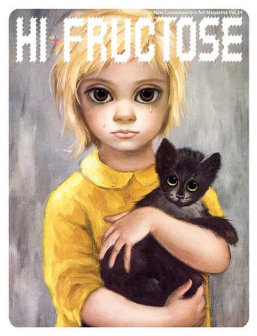 Hi-Fructose Art Magazine - volume 34