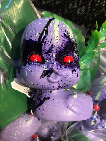 Grody Baby Zoo - WF lavender zombie painted