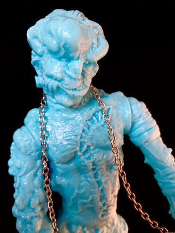 The Haunted Collection: FrankenMerrick Tiffany Blue
