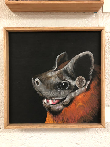 Mastiff Bat 2 by Ainsley Sturko