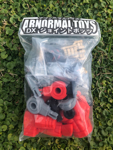 DX Jointbots - Super Abnormal - red/grey