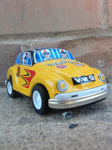 Racing Beetle - gold #112g