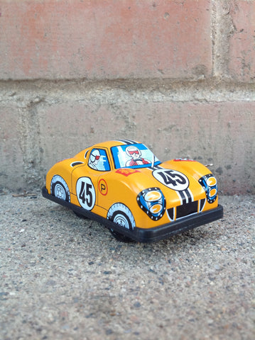 Wind Up Tin speedster #103s