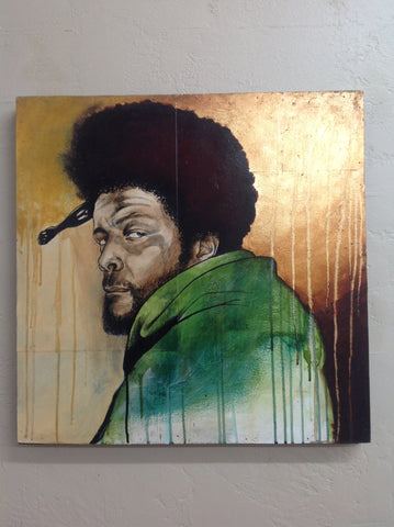 Soul Bro (Questlove) by Mark Matlock