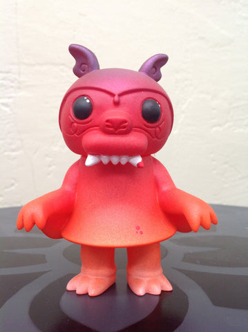 Bloody Autumn Steven the Bat custom by Scnebbs