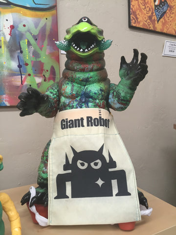 Giant Zag - custom by Grody Shogun