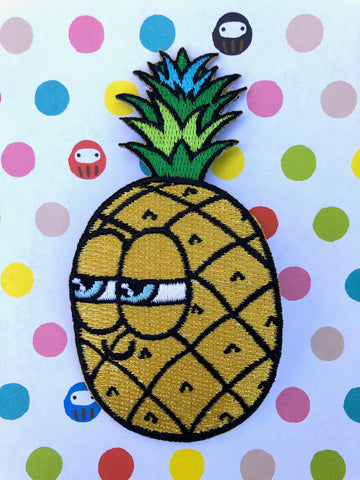 Chris Uphues Pineapple patch