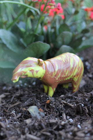 Marbled Tapir by Bwana Spoons