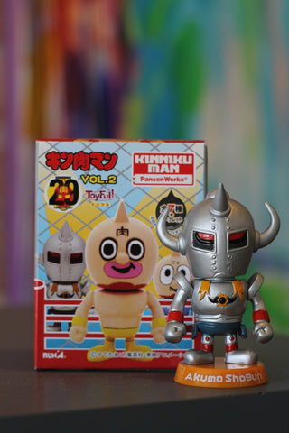 Kinniku Man mini bobble head - blind box - SALE!