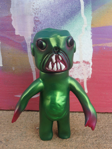 Christmas Killer Invader Alfer custom by Blurble
