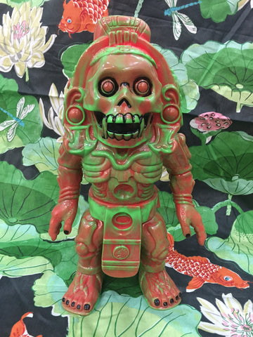 Geek Aztec God - watermelon