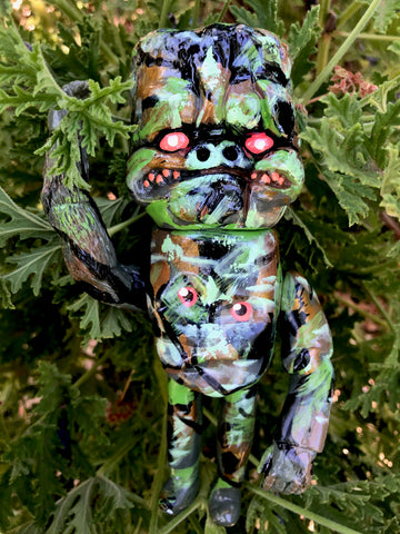 Randy Monster  - Camo Hand Paint - blind