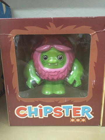 Scott Tolleson Chipster - green/pink - SALE!