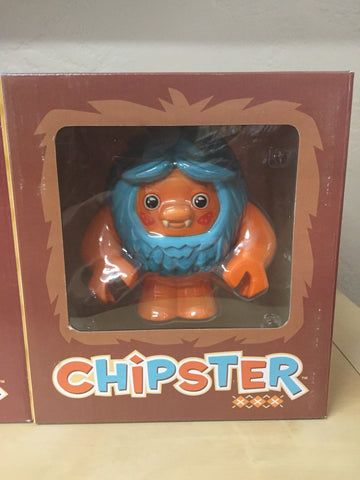 Scott Tolleson Chipster - orange/blue - SALE!