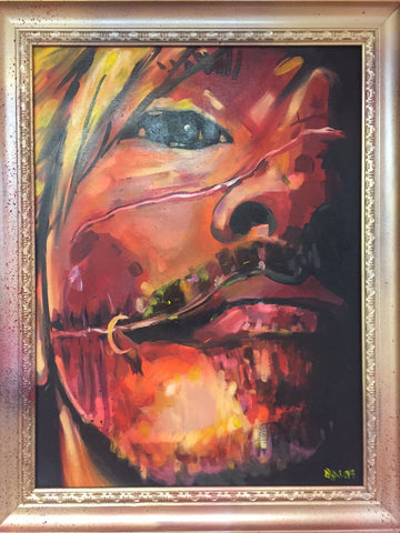 ICHI the Killer painting by Dski One