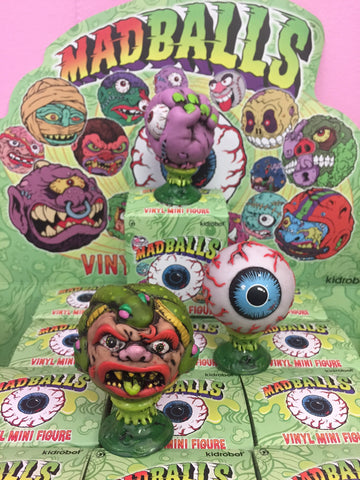 Madballs - series 1 - blind box