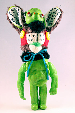 "RABiLy 9"" Grody plush - Dcon one-off"