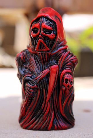Death Vader - red/black rub