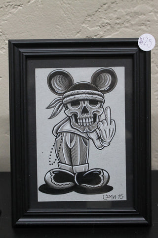 Vato Mickey by Aaron Coleman