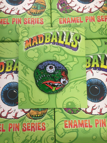 Madballs Enamel Pins - blind box