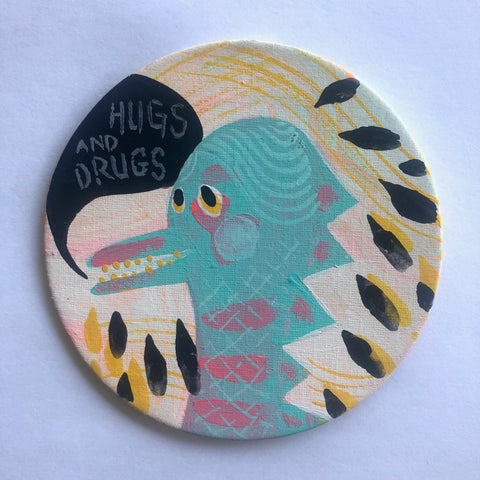 Hugs & Drugs (56) by Bwana Spoons