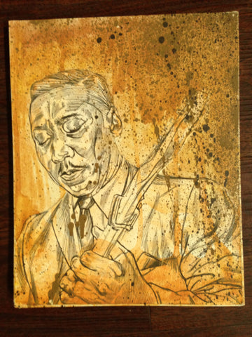 Muddy Waters by Mark Matlock