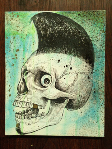PsychoBilly by Mark Matlock