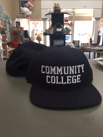 Community College Snapback by Upper Playground