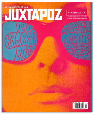 JUXTAPOZ #158 - March 2014