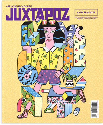 JUXTAPOZ #159  - April 2014