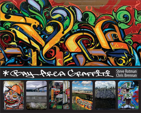 Bay Area Graffiti - SALE!