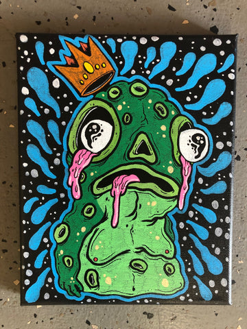 King Slime by Blurble