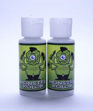 Monster Kolor - black & white set