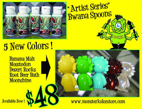 Monster Kolor - Bwana set