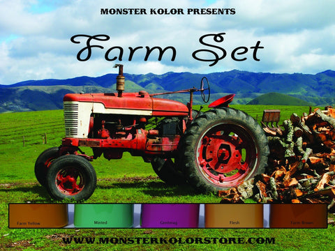 Monster Kolor - farm kit