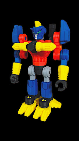 DX Jointbots - XL kit Super Abnormal - red/yellow/blue/blk