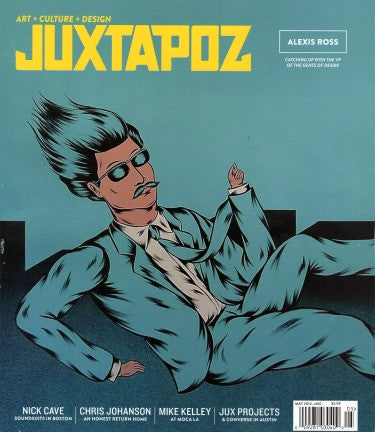 JUXTAPOZ #160 - May 2014