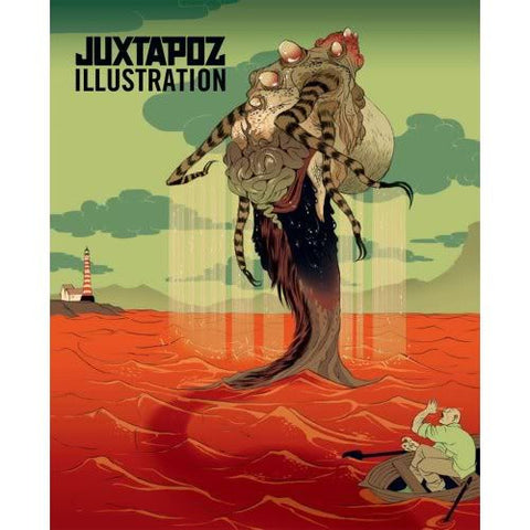 Juxtapoz Illustration - SALE!