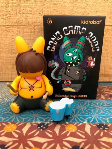 Kozik Band Camp 3000 Mini Labbit - blind box - SALE!