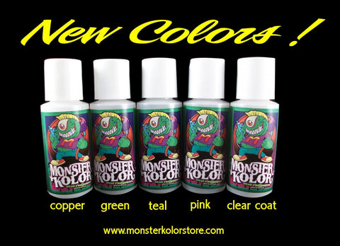 Monster Kolor - pearl kit 2