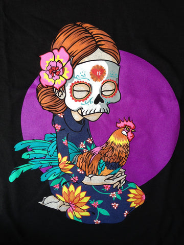 Day of the Dead - men's t-shirt - $10 SALE! Only Medium Left